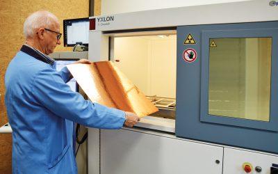 Leiterplatten: Röntgenuntersuchung spürt Lagenversatz zuverlässig auf