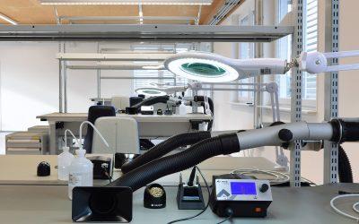 Kraus Hardware investiert: Der Produktionsbereich wächst deutlich